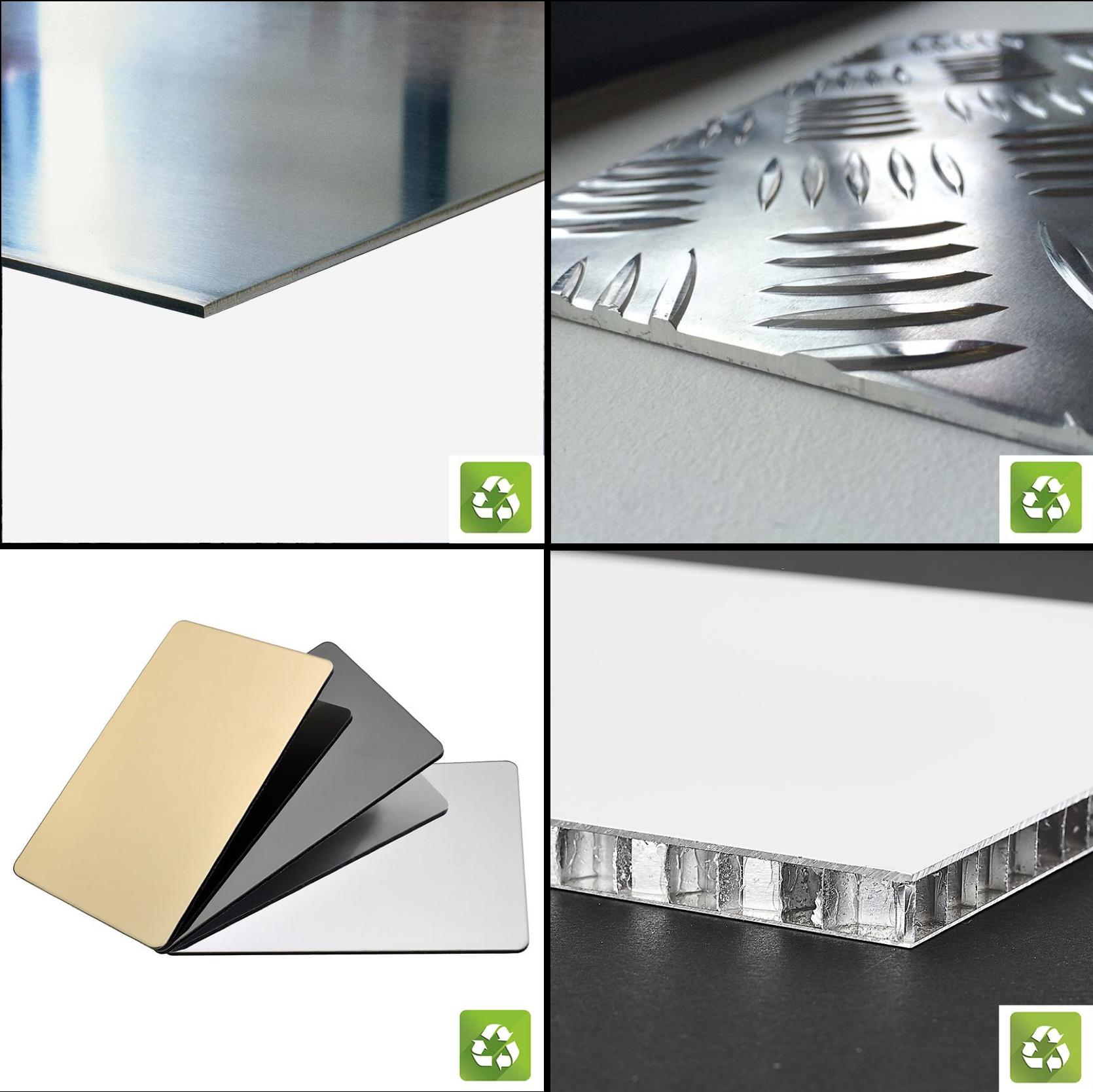 Lamiera E Compositi Di Alluminio