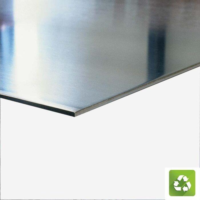 Lastra alluminio grezzo